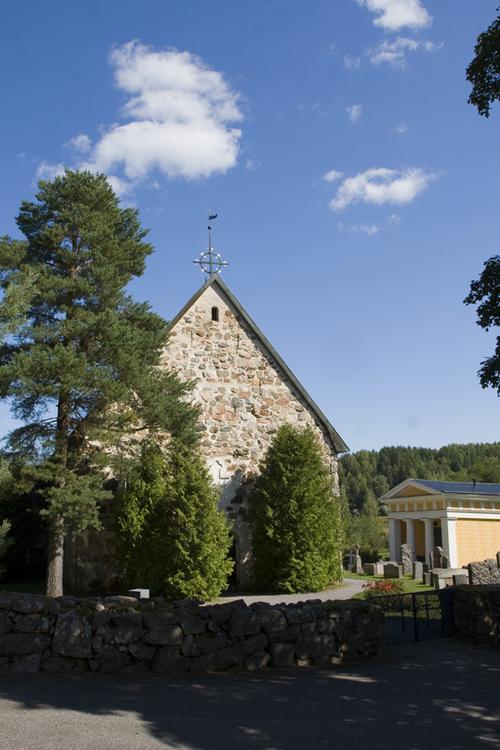 Kakskerta kyrka