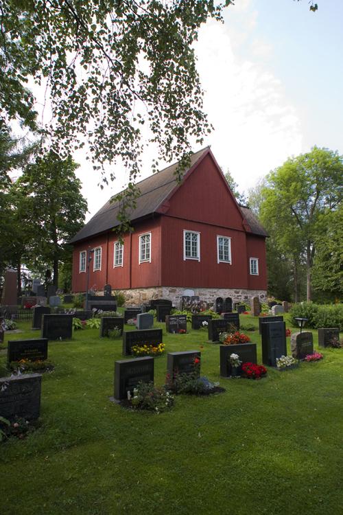 Kustö kyrka