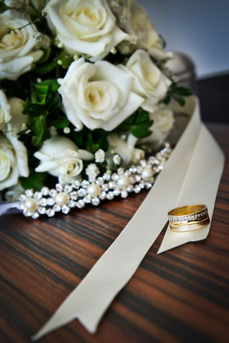 Välsignelse offerter för gifta par