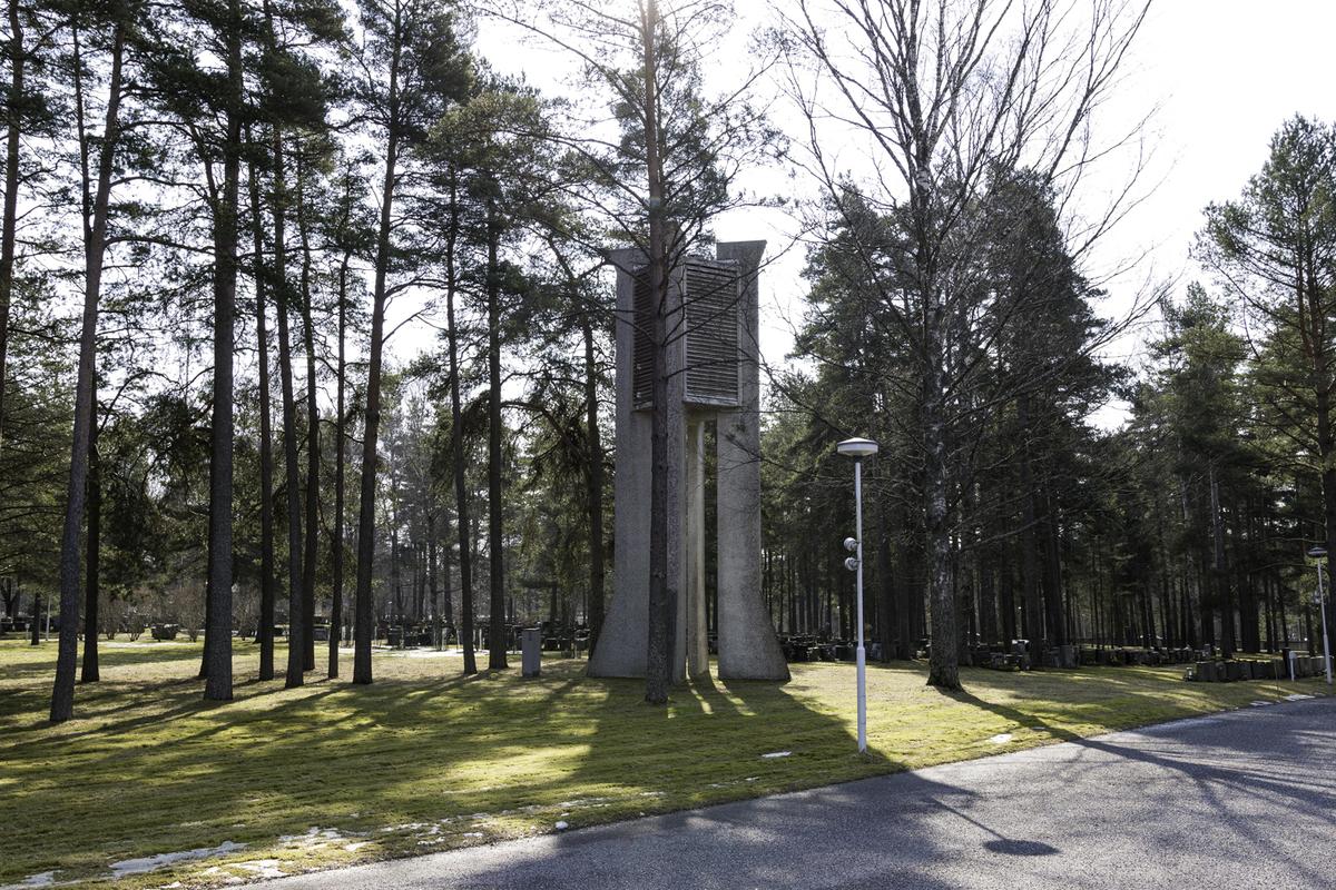 Kärsämäki begravningsplats