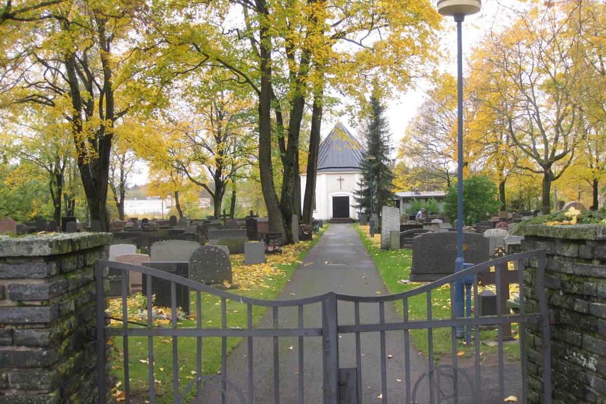 S:t Marie begravningsplats